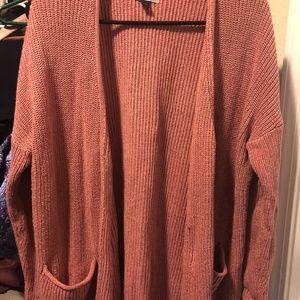 Universal Thread Pink Cardigan